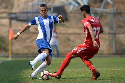 Gil Vicente eliminado da Taça da Liga