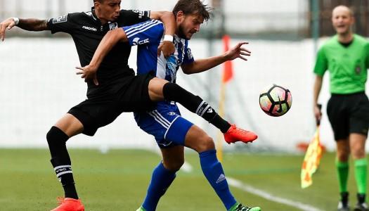 Vitória avança na Taça de Portugal