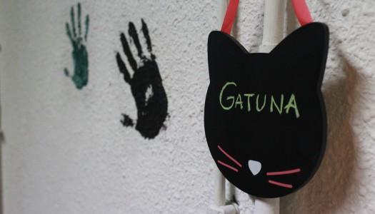 """Gatuna: """"amor, vontade e atitude"""""""