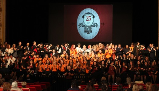 ARCUM festeja 25 anos no Theatro Circo