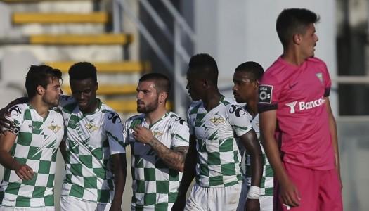Moreirense avança na Taça da Liga