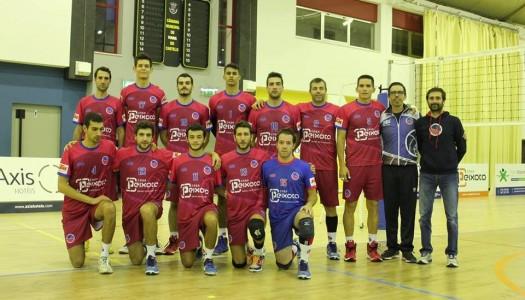 VC Viana alcança primeira vitória no campeonato