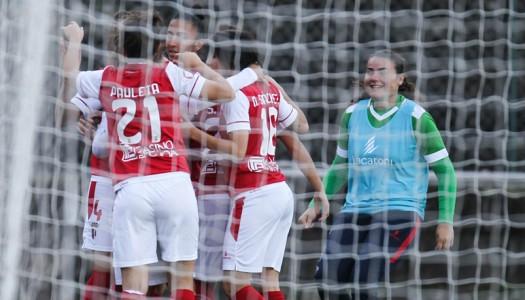 SC Braga conquista maior goleada da época