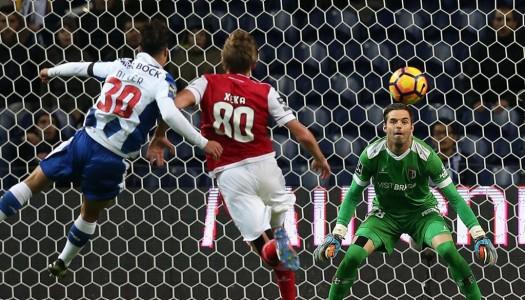 FC Porto 1-0 SC Braga (destaques)
