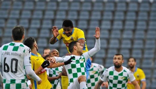 Moreirense sofre goleada caseira