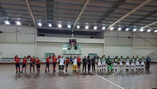 Riba d'Ave HC conquista três pontos nos Açores