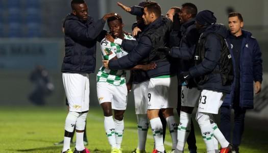 Moreirense derrota Feirense e é líder isolado na Taça da Liga