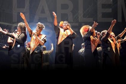 Braga rende-se às vozes dos Harlem Gospel Choir