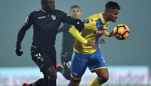Vitória SC vence em Arouca