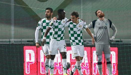Moreirense faz história na Taça CTT