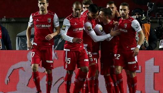 SC Braga na final da Taça CTT
