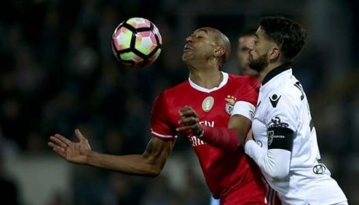 Vitória SC perde frente ao SL Benfica