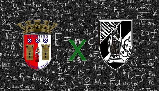SC Braga vs Vitória SC: os números que marcam o dérbi minhoto