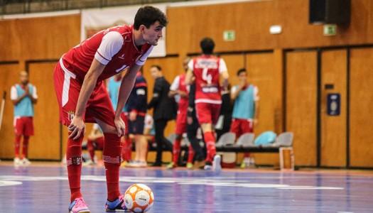SC Braga/AAUM mantém-se no pódio
