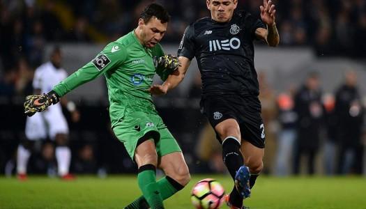 Vitória SC sofre derrota caseira frente ao FC Porto