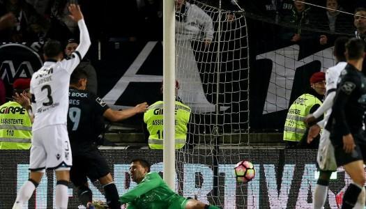 Vitória SC 0 – 2 FC Porto (destaques)