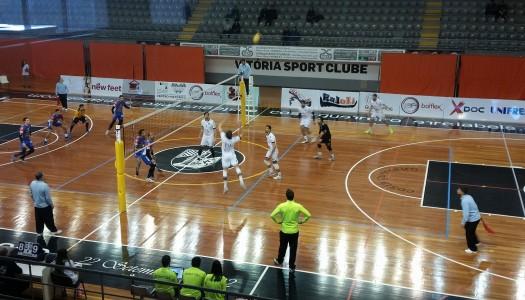 Vitória SC conquista terceiro triunfo consecutivo