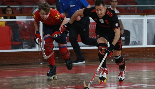 Riba D'Ave derrotado pelo SL Benfica