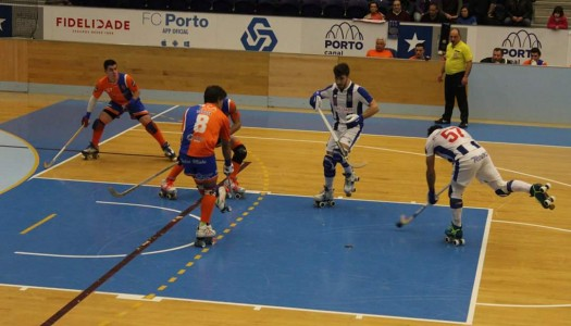 Juventude de Viana cai perante o FC Porto