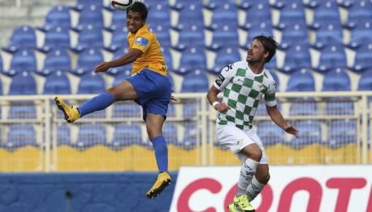Moreirense FC cede empate ao cair do pano