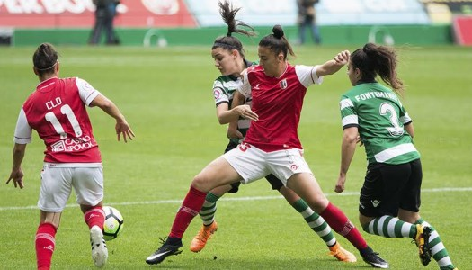 Sporting CP vs SC Braga (destaques)