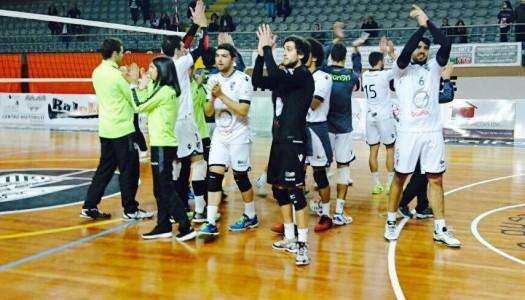 Voleibol: Vitória SC vence São Mamede
