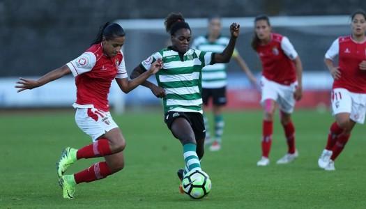 SC Braga cai em dia histórico para o futebol feminino