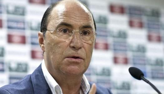 Gil Vicente na Primeira Liga só em 2018/2019