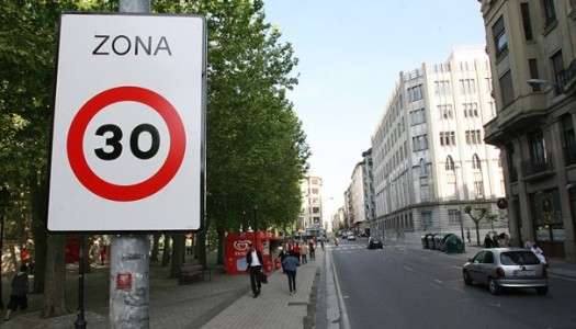 Braga implementa zonas 30