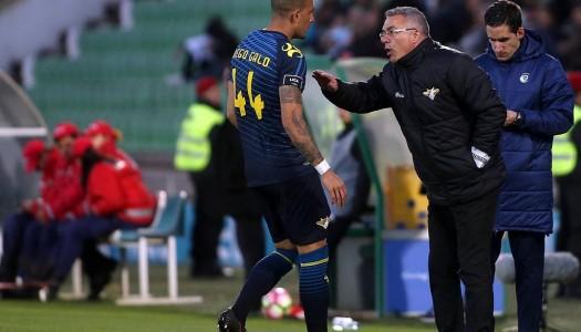 Moreirense soma sétimo encontro consecutivo sem vencer