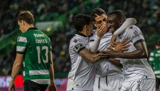 Vitória SC conquista empate em Alvalade