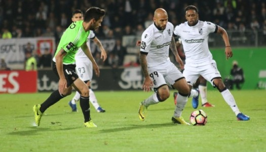 Vitória SC vence Rio Ave e reforça quinto lugar
