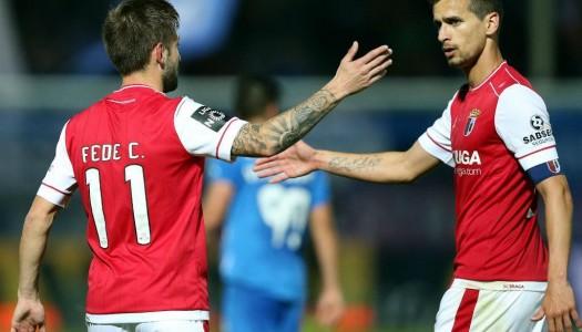 SC Braga regressa às vitórias