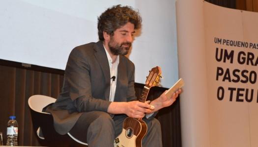 "Daniel Pereira Cristo quer colocar a música tradicional ""no lugar onde merece estar"""