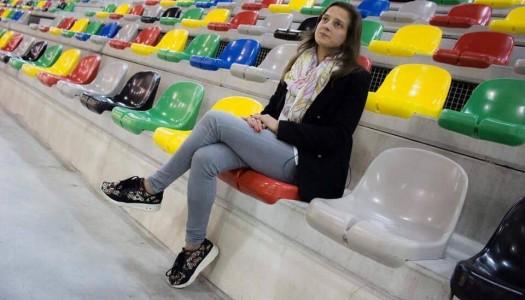 """Ana Azevedo. A quinta melhor jogadora do mundo não quer sair do """"clube da terrinha"""""""