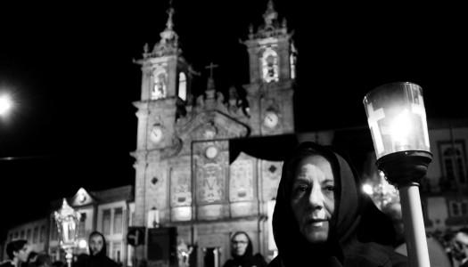 Os rostos da devoção, na Semana Santa de Braga [fotogaleria]