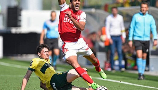 SC Braga perde em Paços de Ferreira e compromete 4º lugar