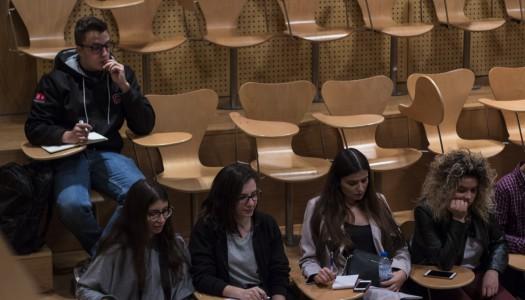 XX edição das Jornadas de Comunicação começa com workshops e fórum de alunos