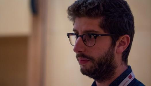 """Ricardo Leite:  """"Sinto-me capaz de fazer cinema em Portugal"""""""