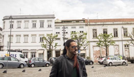 """Gonçalo Delgado: """"De Lesbos, trouxe tudo menos fotografias"""""""