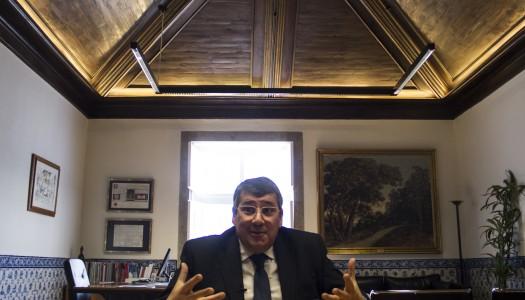 """António Cunha: """"Rejeito a ideia de que o regime fundacional não tenha sido suficientemente discutido"""""""