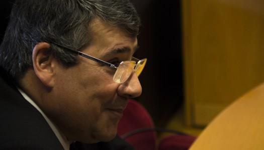 """António Cunha: """"Tenho muita dificuldade em entender o fenómeno da praxe"""""""