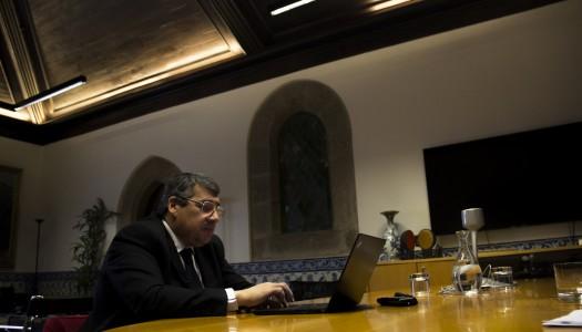 António Cunha recebe medalha de mérito científico