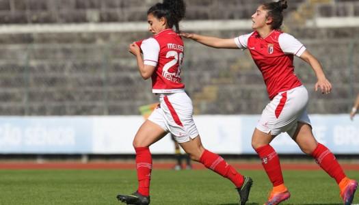 SC Braga volta a golear