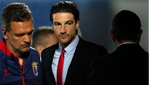 SC Braga oficializa saída de Jorge Simão