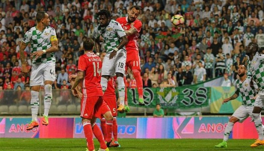 Moreirense perde com Benfica e complica manutenção