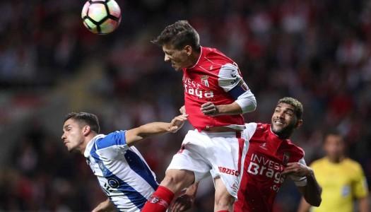 SC Braga 1 x 1 FC Porto (destaques)