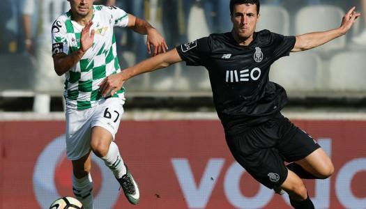 Moreirense FC vence FC Porto e confirma manutenção