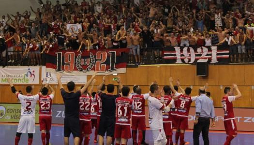 Futsal: Mais que uma surpresa, uma afirmação