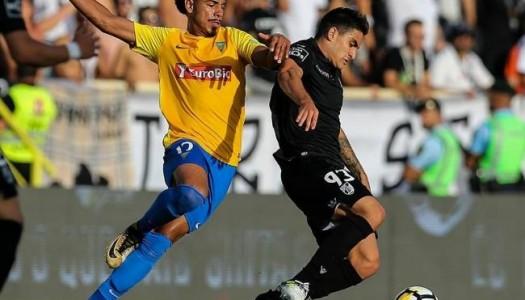 Vitória SC desilude na Amoreira